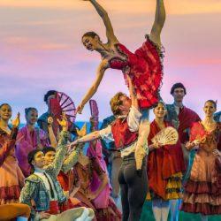 Балет на закате — 2014
